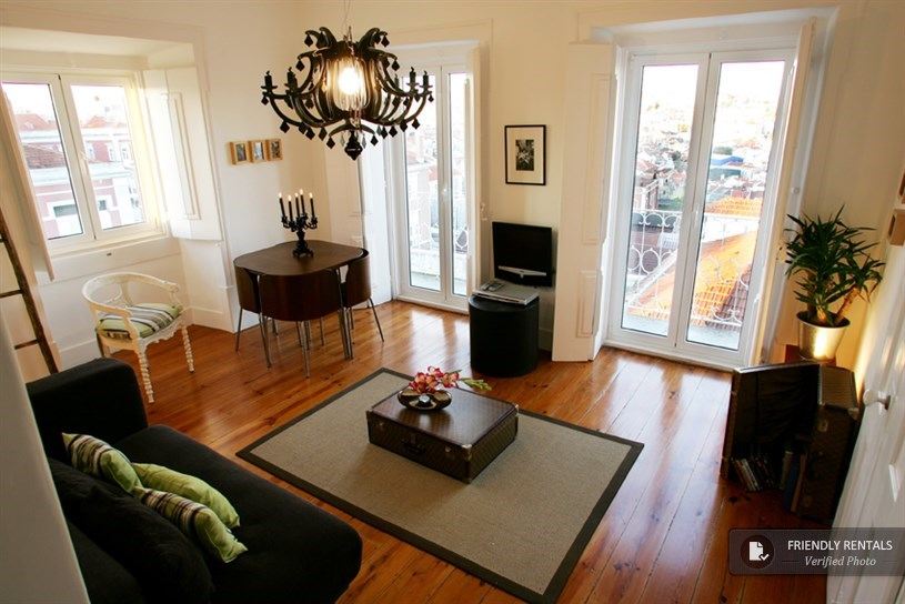 The Sete Colinas Apartment in Lisbon