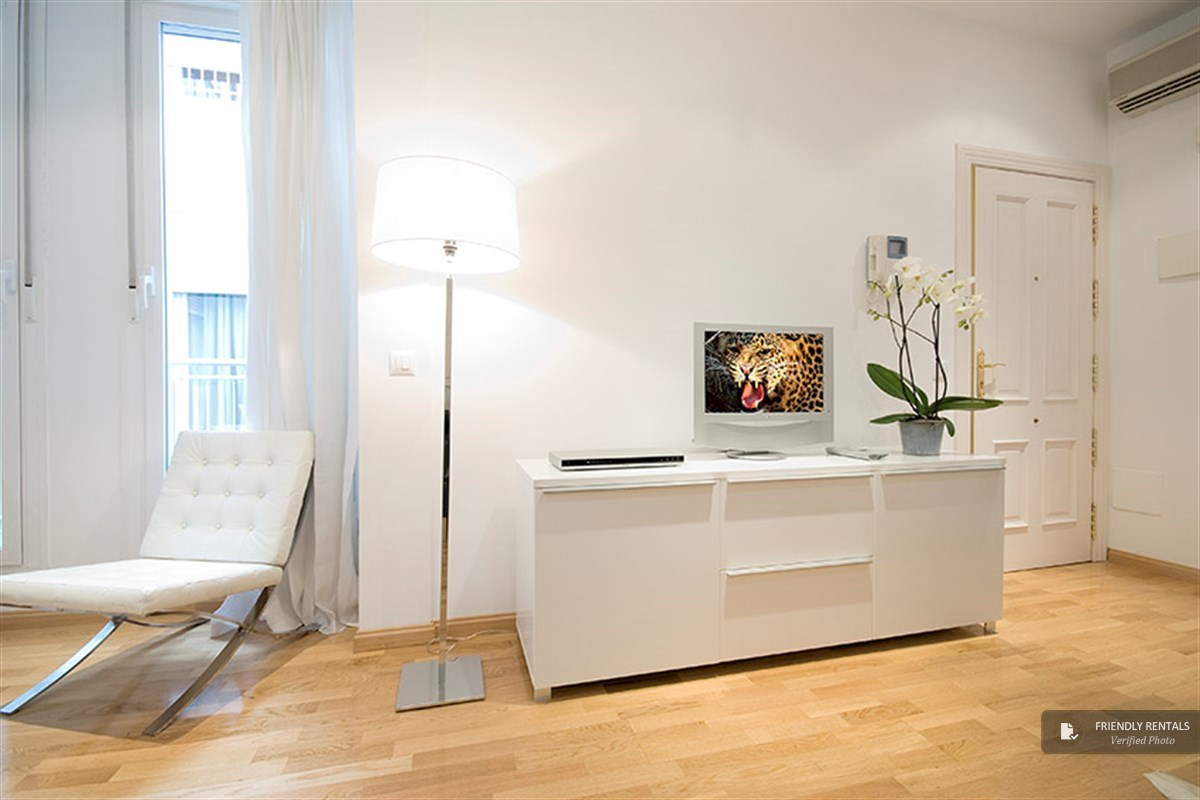 The Mistral apartment in Madrid