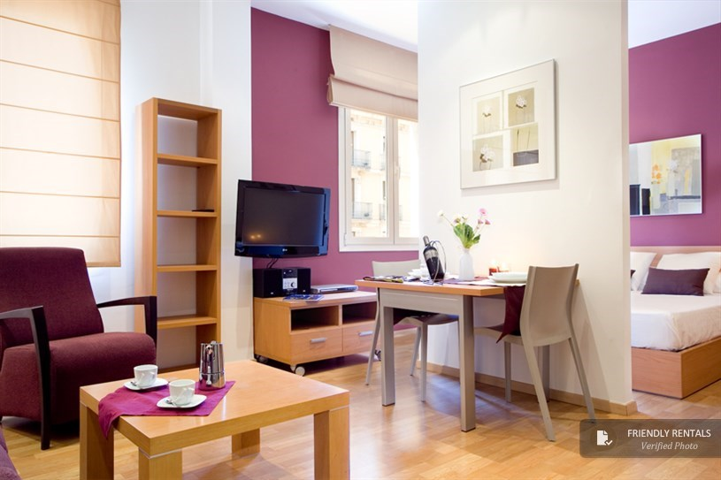 The Pelayo I Apartment in Barcelona