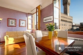 The Perseo Apartment in Florence
