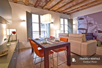 The PTF Pedrera Apartment