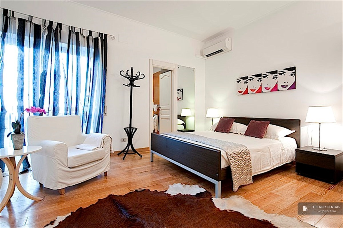 The Hermes II Apartment in Rome