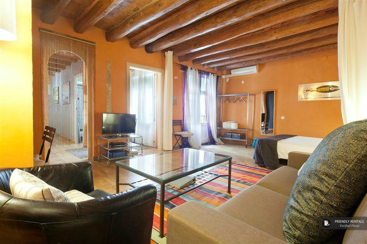 The Manuela Apartment in Barcelona