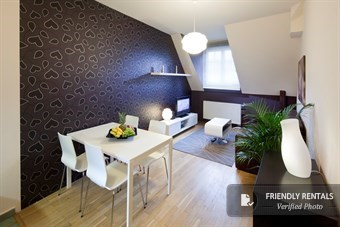 The Havel 702 Apartment in Prague