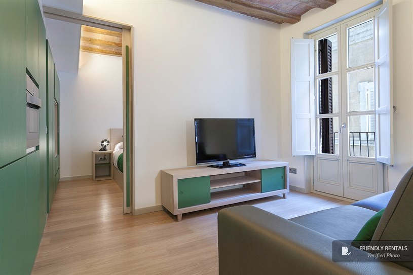 The BSB Jade apartment in Barcelona
