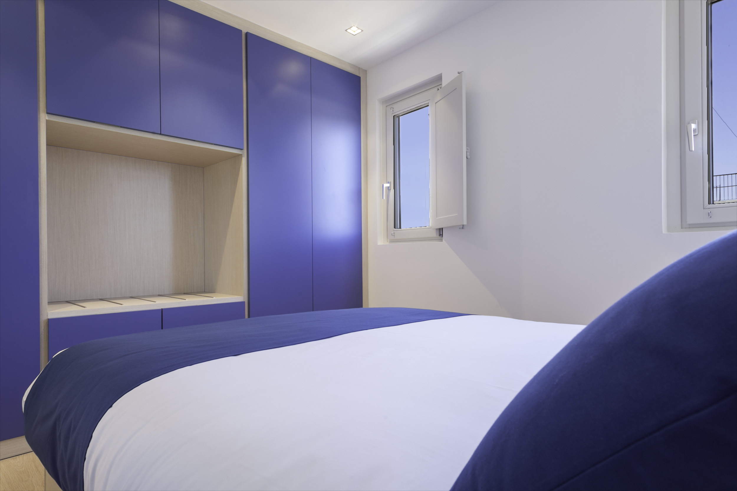 The BSB Sea Blue Apartment in Barcelona in Barcelona