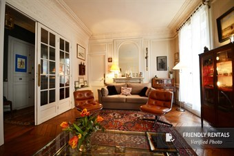 The Saint Germain Montparnasse Apartment in Paris