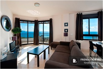L´Appartement Seafront 1B á Torrox Costa