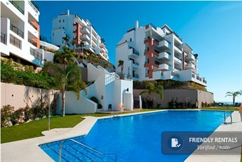 L´Appartement Seafront 1A á Torrox Costa