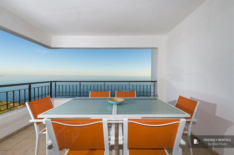 The Torrox Seaside 3B Apartment in Torrox Costa