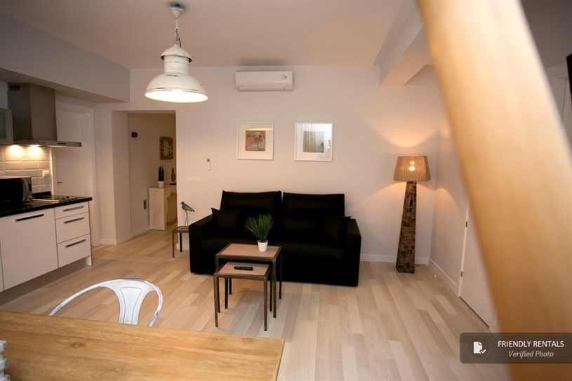 The Soho II apartment in Malaga