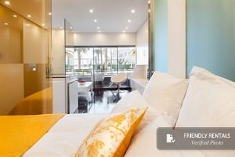 The Tell Ocean Apartment in Sitges