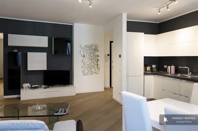 The R.Stone apartment in Milan