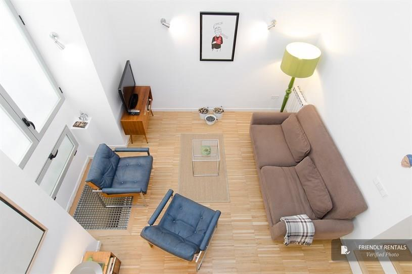 L'appartement Tribeca Loft à Madrid