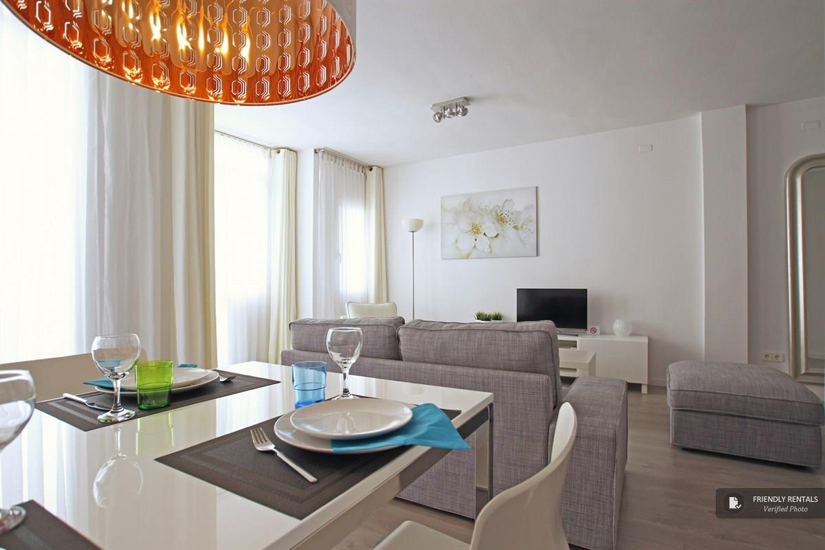 L'appartement Warm Sands à Sitges