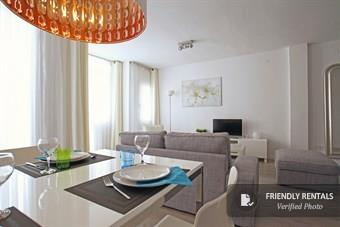 The Warm Sands apartment in Sitges