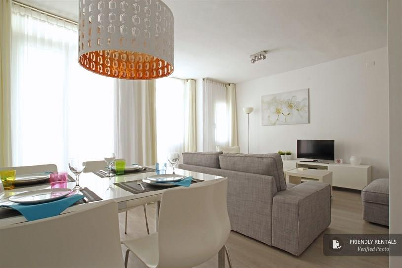 Het Warm Sands Appartment in Sitges