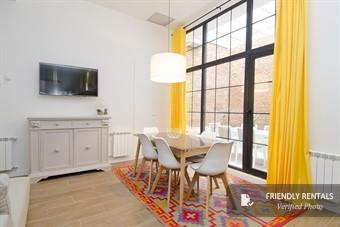 L'appartement NoMad La Latina Loft II