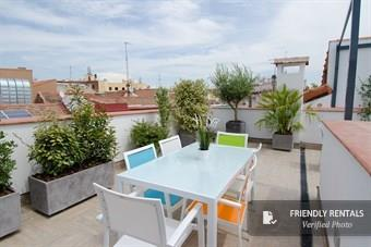 L´appartement NoMad La Latina Attic II