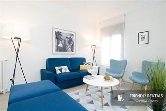 The MadVille IX apartment in Madrid