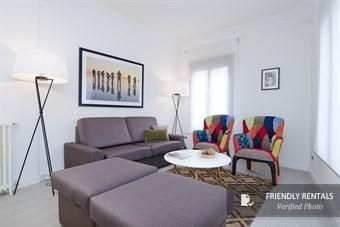 The MadVille VI apartment in Madrid
