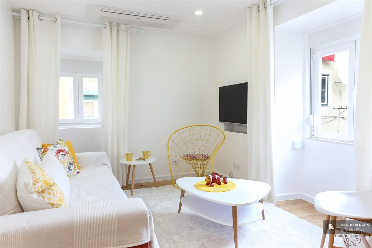 The Lagares Apartment in Lisbon
