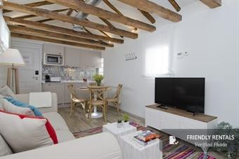 The Nomad Rastro Attic apartment in Madrid