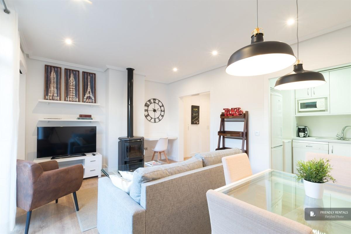 The Chamberi IV apartment in Madrid