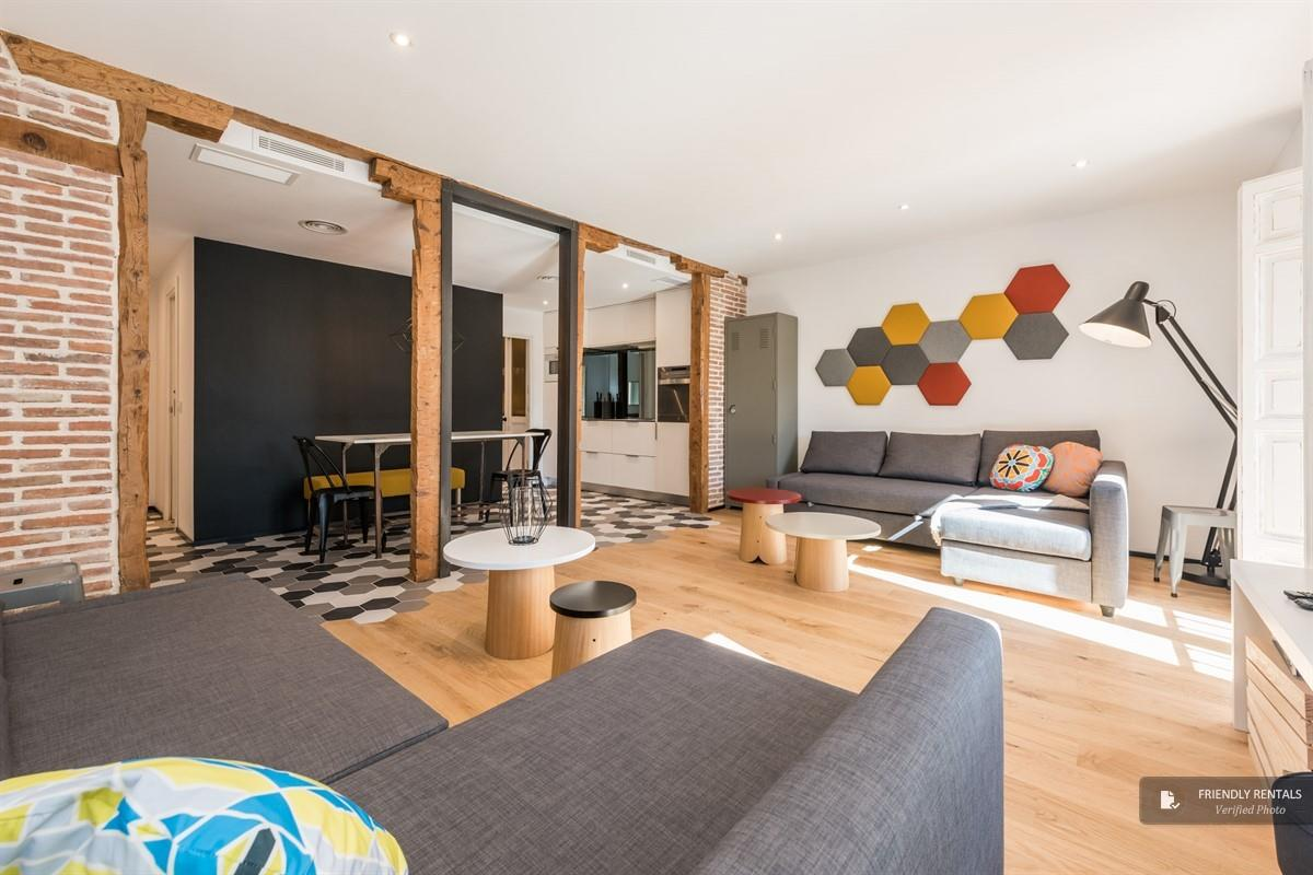 The Tirso Apartment In Madrid
