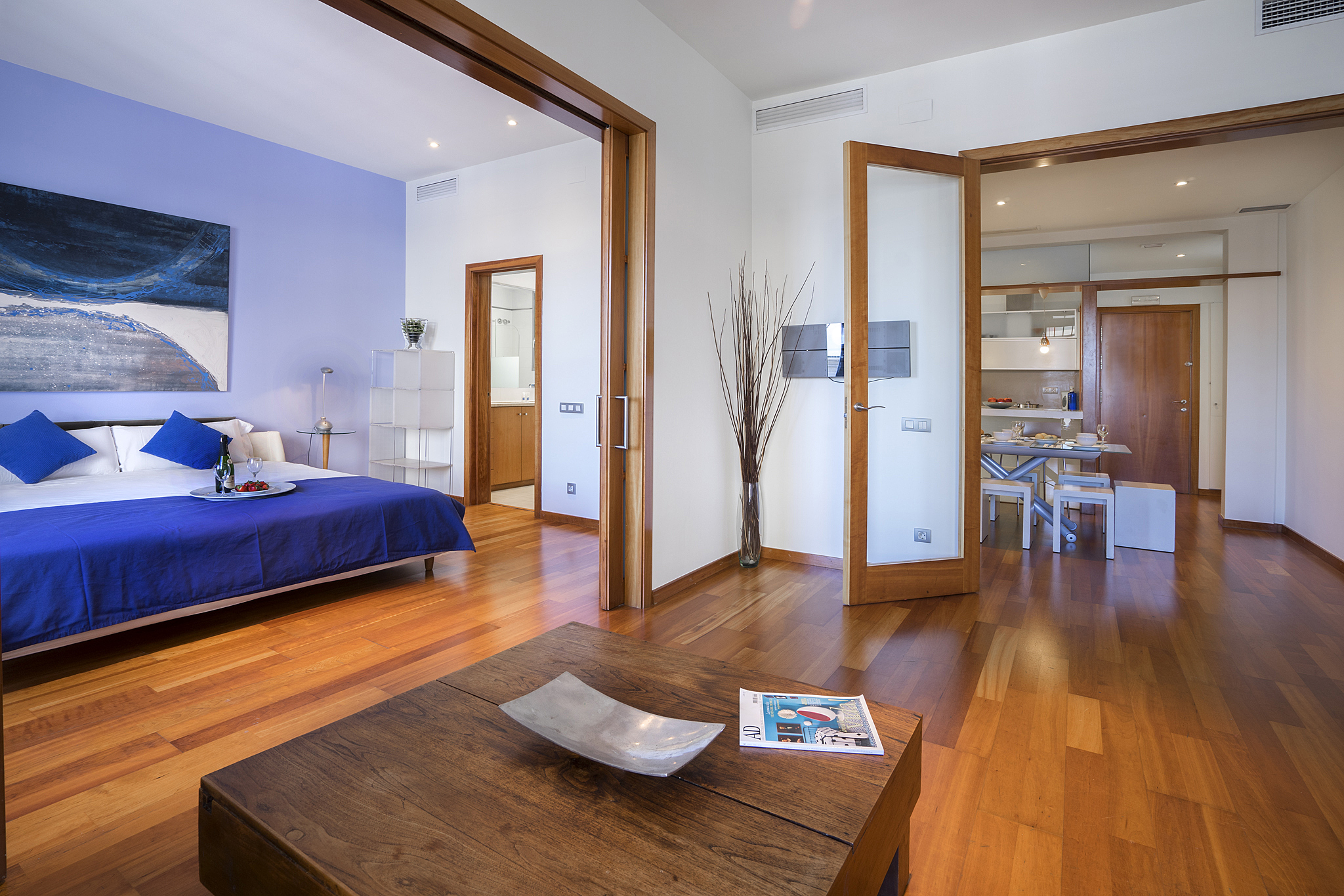 The Matisse I Apartment in Barcelona in Barcelona