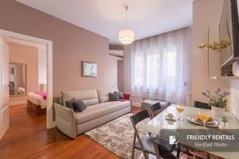 The Gran Via Exclusive II apartment
