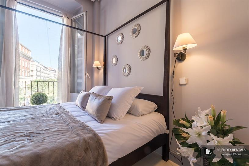The Barcelo II apartment in Madrid
