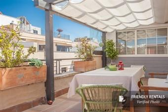 The Ami Attic Apartment in Sitges