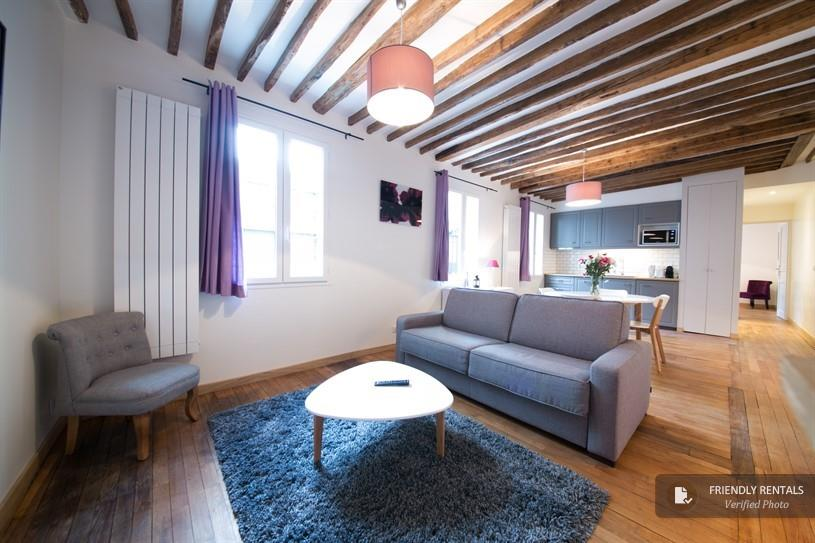 L'appartement Montparnasse Cosy 3 à Paris