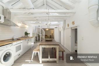 The Plaza Mayor Attic apartment in Madrid
