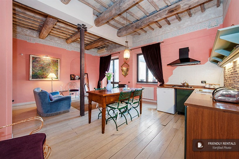 The Artist Apartment In Rome