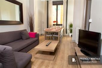 The Dover 11 apartment in Barcelona