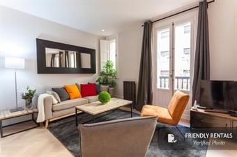 The Chamberi Place apartment