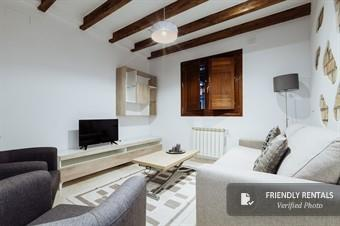 The Catedral Center apartment in Granada