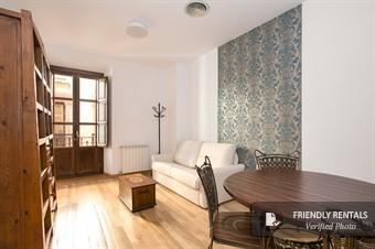 The Gran Via 1 apartment