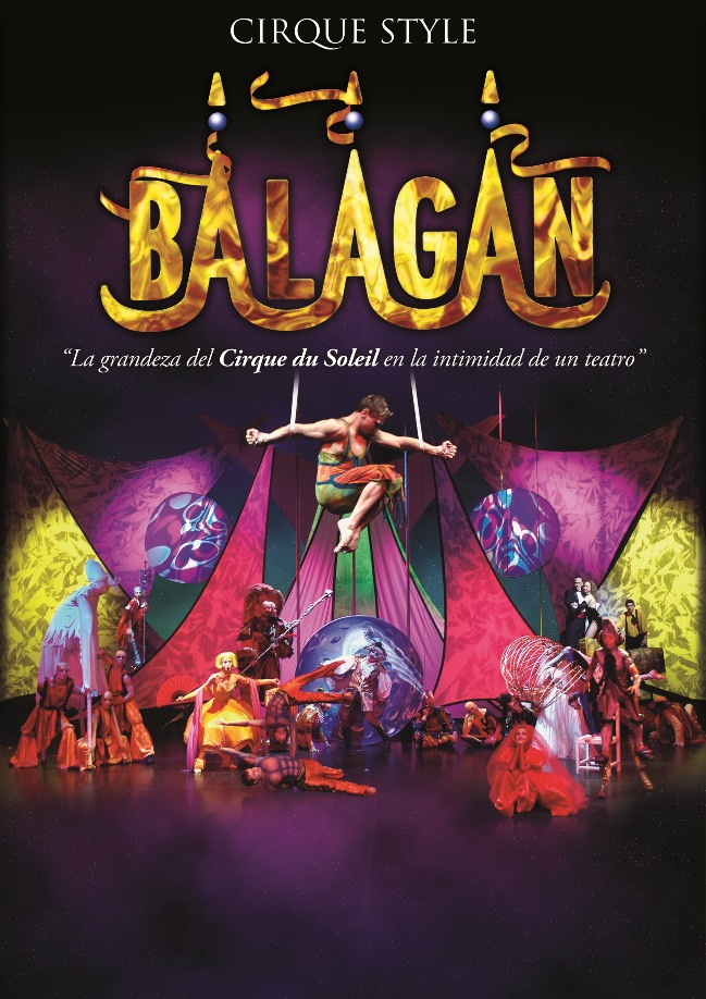 Cirque Style Balagan coming to Seville in January 2011