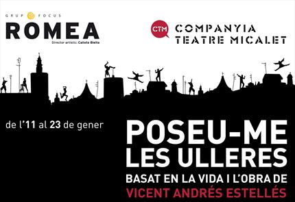 Theatre productions in Barcelona