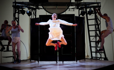 Kneehigh theatre tour arrives in London with adaptation of Hans Christian Andersen's, The Red Shoes