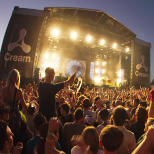Andalusia Creamfields Festival 2011 is coming to Jerez race track this August