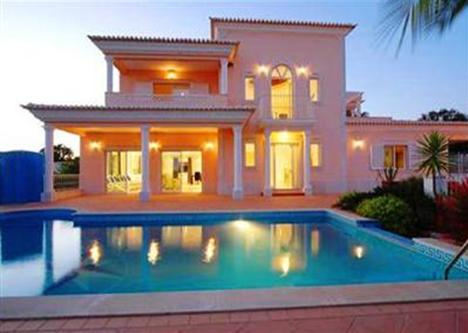 Apartment of the week in the Algarve, the Villa Rosa Clara