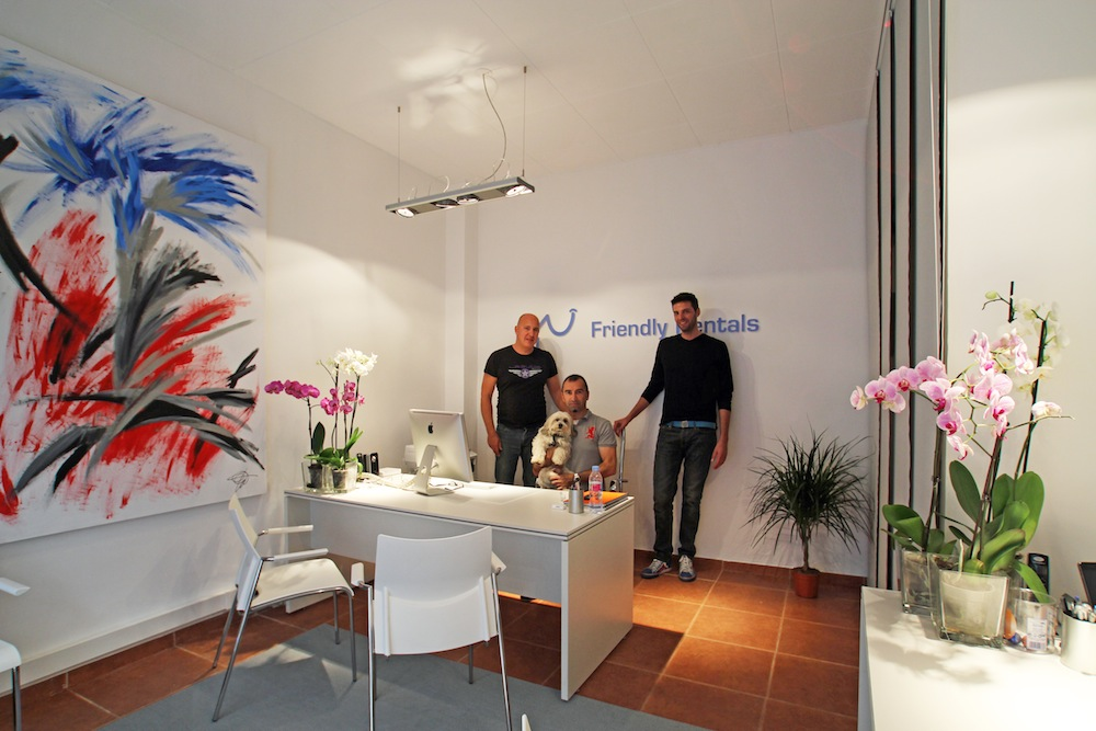 Friendly Rentals opens new office in Sitges