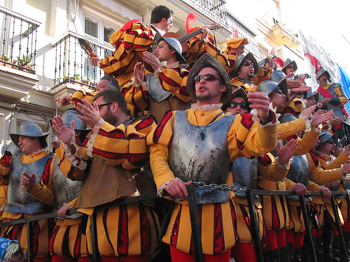 Carnival of Cadiz 2012