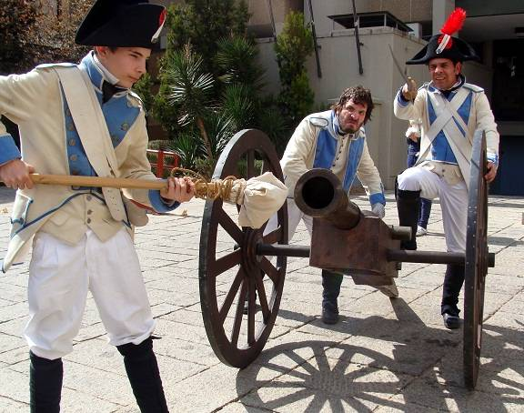Bicentenary of the Siege of Tarifa 1812-2012