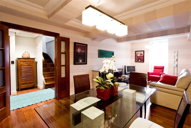 Recommended apartment in Bilbao