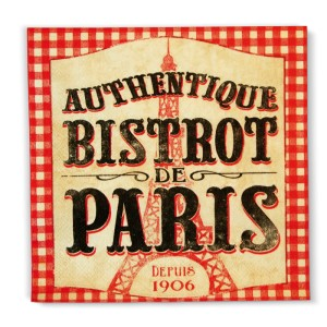 Bistro restaurants in Paris